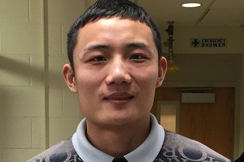 Xiaopeng Yu