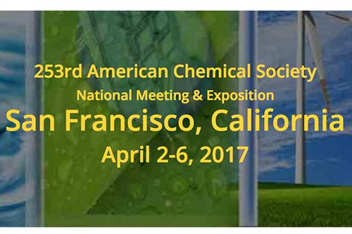 ACS San Francisco April 2-6 2017