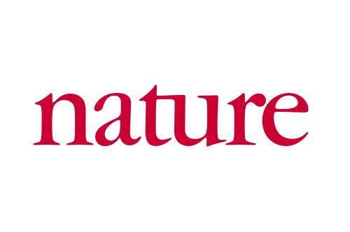 Nature magazine logo