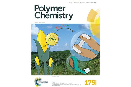 Polymer Chem Cover