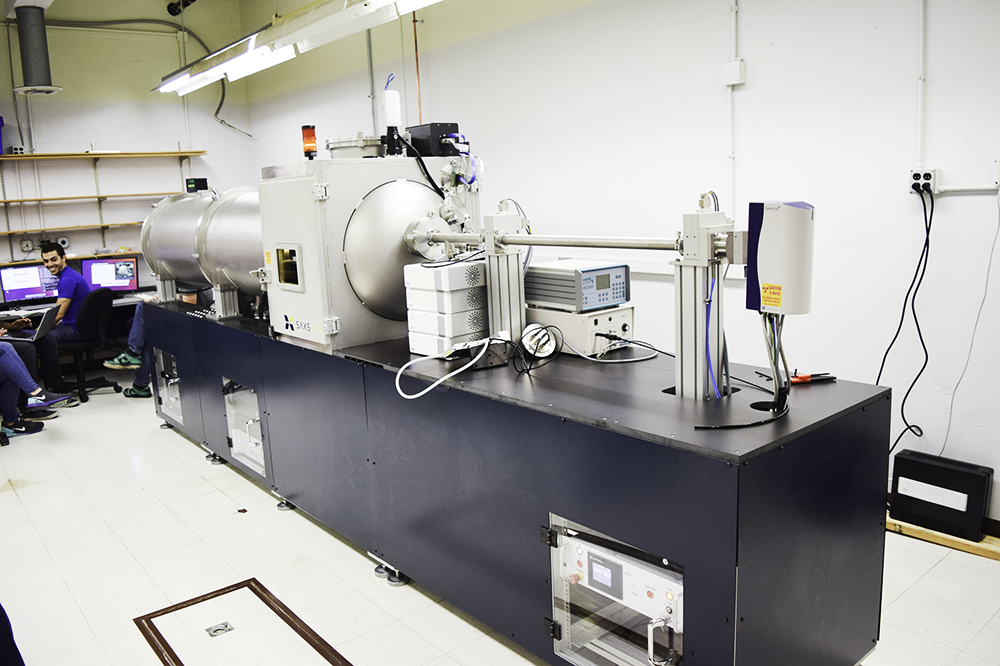 CSP contributes to new SAXS instrument for UMN Characterization Facility