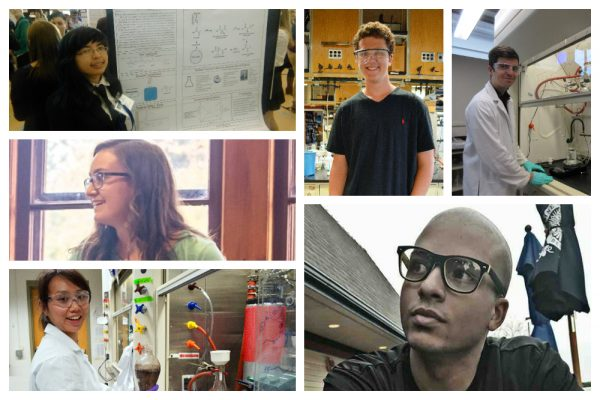 CSP researchers receive NSF GRFP recognition!