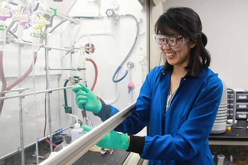 NSF Center for Sustainable Polymers receives $20M grant for