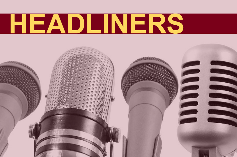 News Headliners