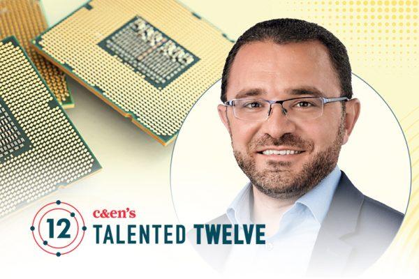 Alaaeddin Alsbaiee named in C&EN's Talented Twelve