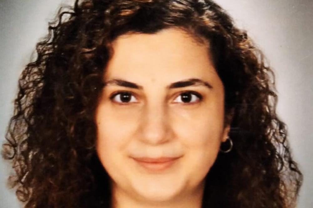 portrait of researcher